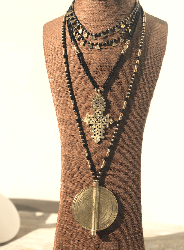 Collier tribal COLLECTION ZANZYBAR