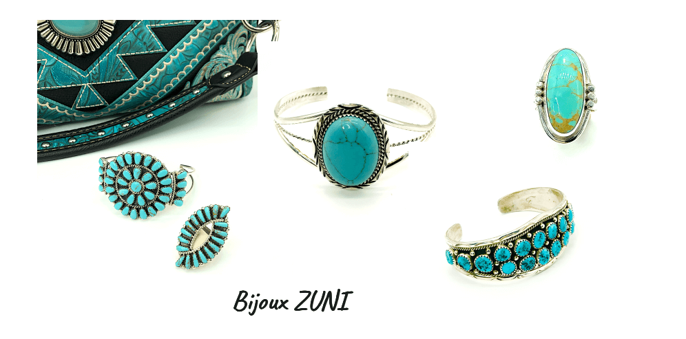 Bijoux amerindiens COLLECTION ZANZYBAR