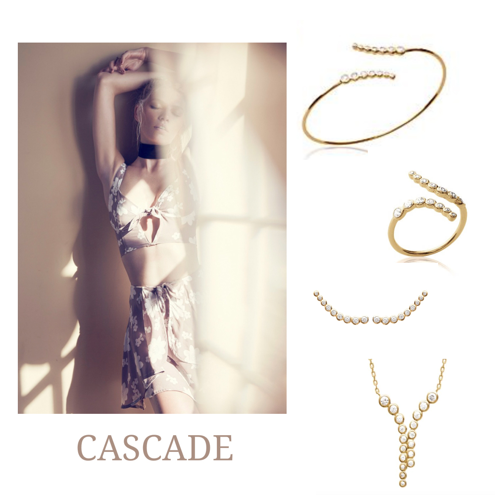 Ligne Collection Cascade
