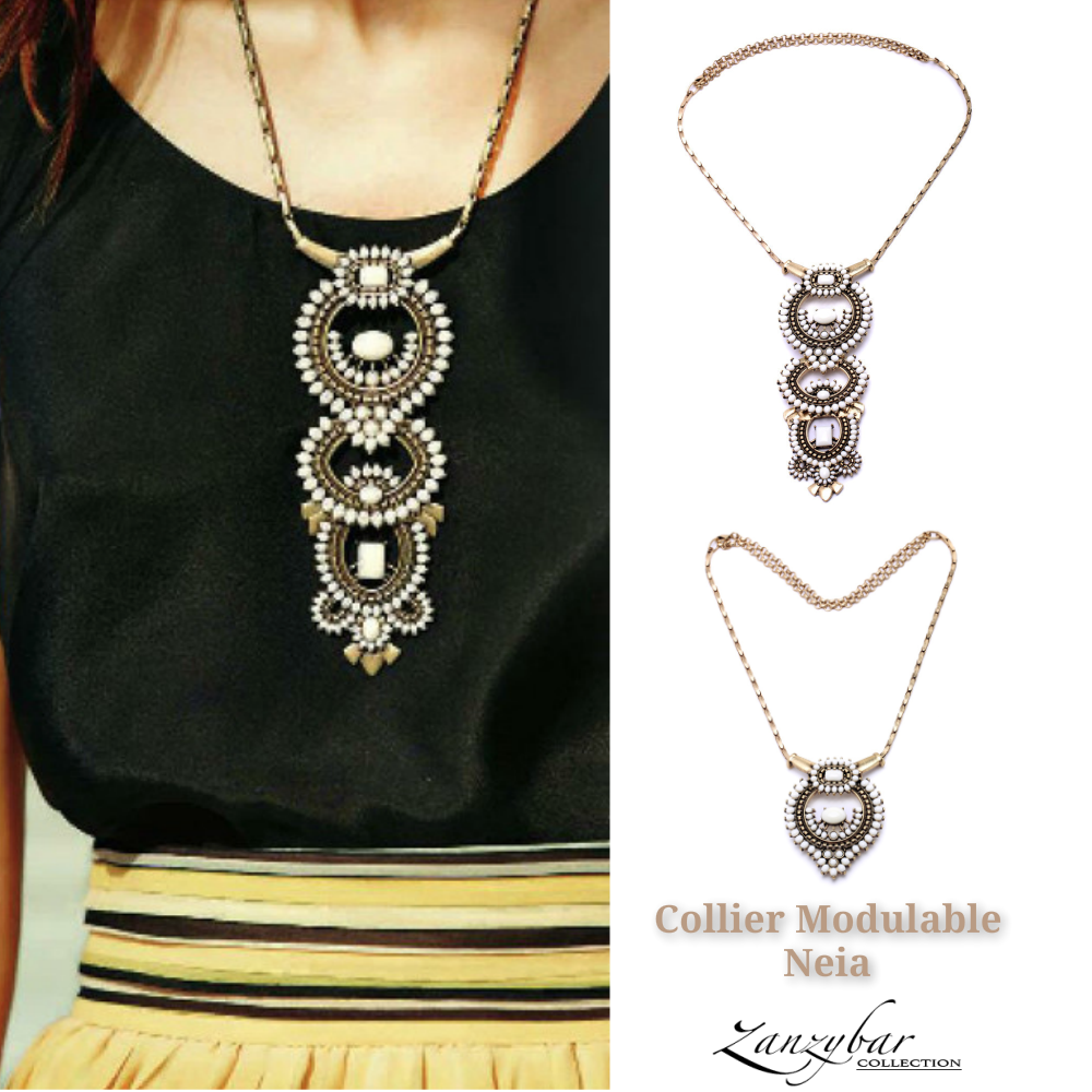 Collier MODULABLE NEIA